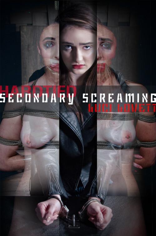 BDSM HardTied - Luci Lovett - Secondary Screaming