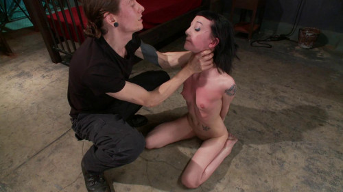 bdsm Petite Newcomers First Shoot Ever