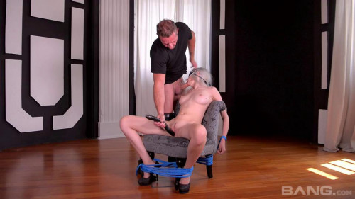 BDSM Tied Up And Assfucked