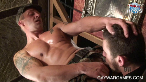 Gay BDSM Randy all clips
