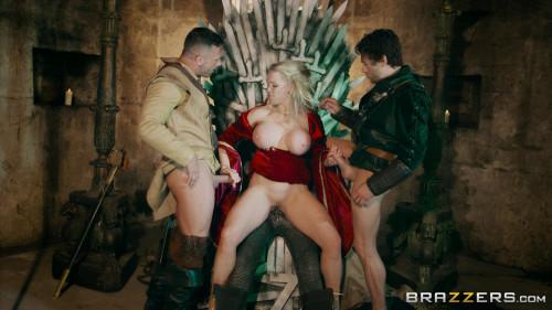 Queen Of Thrones Pt. 4 A Xxx Parody