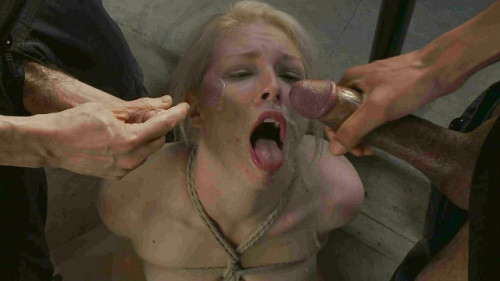 bdsm Young Slut takes 2 Massive Cocks (Mickey Mod, Owen Gray)