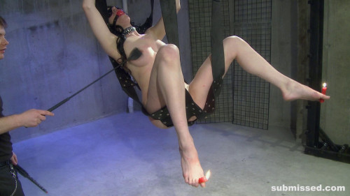 BDSM All She Can Take