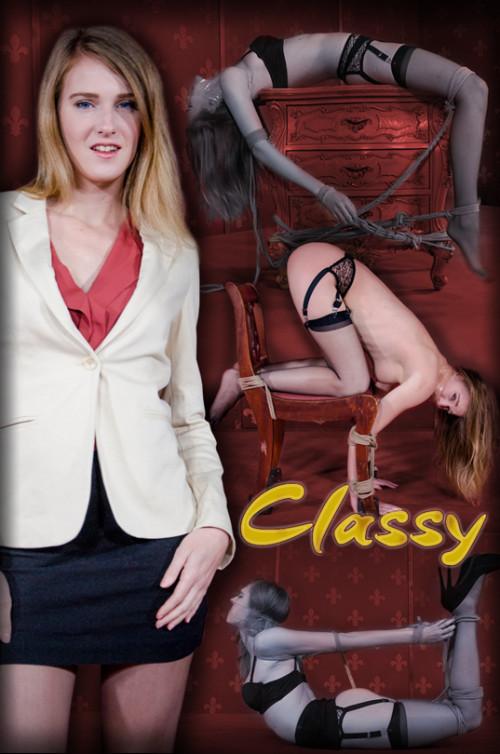 BDSM HTied - Ashley Lane - Classy