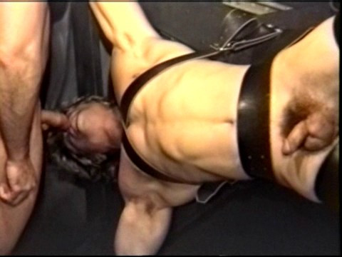 Gay BDSM Back To Basics