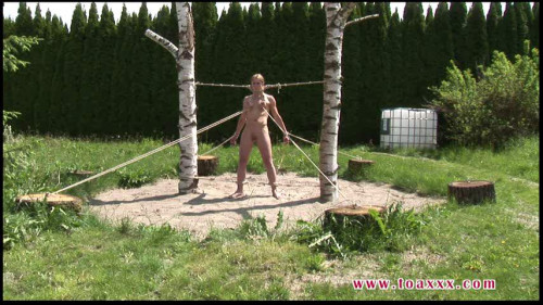 BDSM Outdoor Hell for Katharina