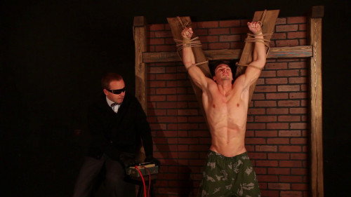 Gay BDSM RusCapturedBoys - Mister X 1