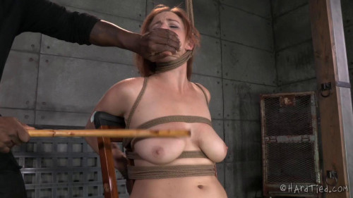 BDSM HT - The Beating Bella - Redhead Bella Rossi, Jack Hammer
