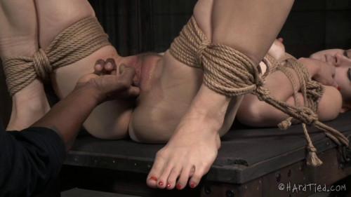 BDSM Deep Throat - Violet Monroe