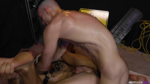 Gay BDSM Wrecked Johnny B, Andre Grey