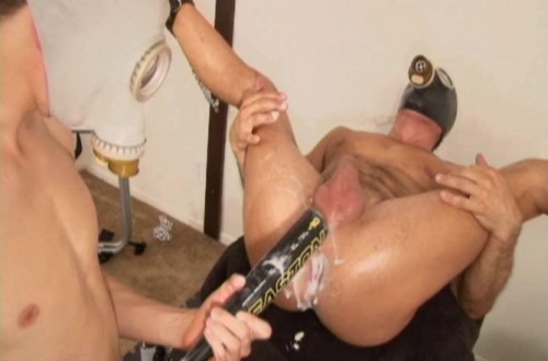 Gay BDSM Hungry Manholes