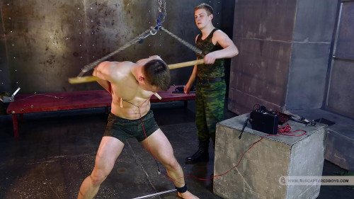 Gay BDSM The Military Story - Part II