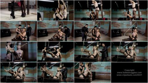 BDSM Latex The Torturer's Apprentice