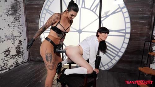 A Private Punishment! Natalie Mars & Damazonia