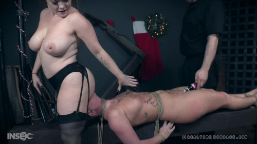 BDSM O Cum All Ye Faithful Part 2 , Maddy OReilly , HD 720p