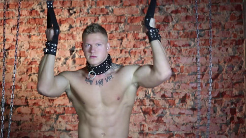Gay BDSM Slave for Sale Vasily Part Two (2015)