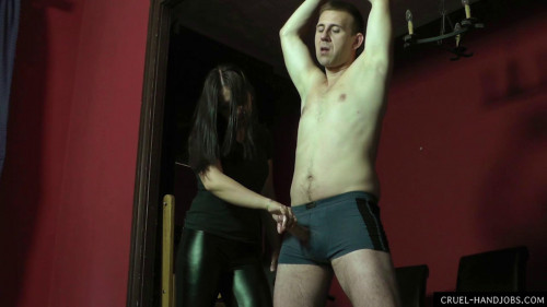 Femdom and Strapon Mistress Sophie - Easy toy