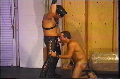 Gay BDSM Close Up Productions - A Taste Of Torment