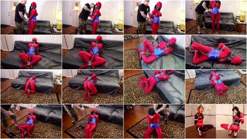 BDSM Living Doll Tied Up Tight Part 2-rope bondage videos