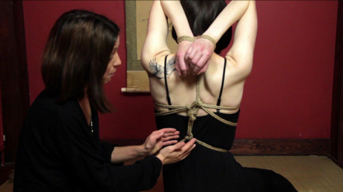 BDSM M-Shape Tie - Scene 2 - Full HD 1080p