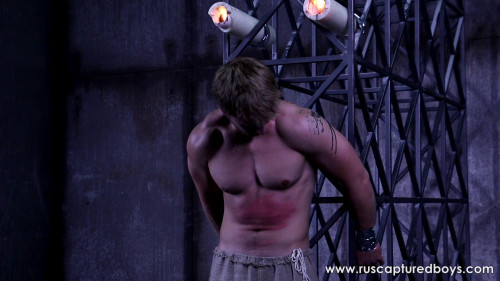 Gay BDSM The Obstinate Slave Petr - Part II