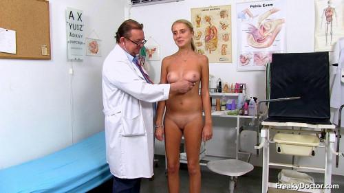 Sex Machines Eugenia (27 years girls gyno exam)