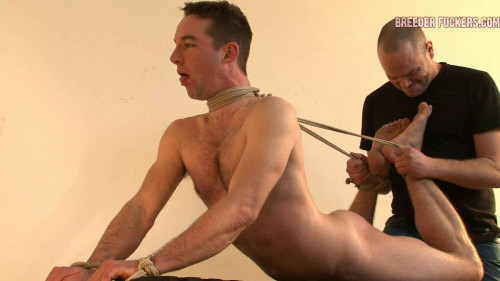 Gay BDSM Breederfuckers - Shamus Session 4