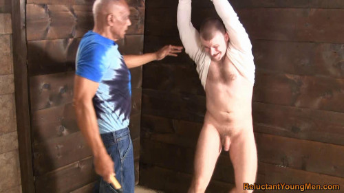Gay BDSM Chic Spanks Brent - Part 1
