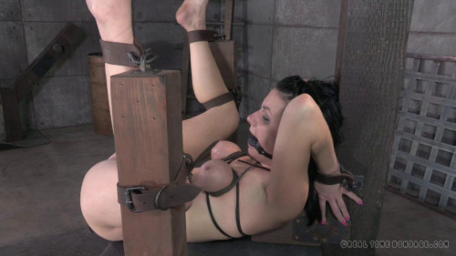 BDSM RealTimeBondage Veruca James