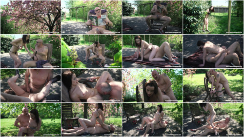 Old and Young Charlotte Johnson - Bruno SX   FullHD 1080p