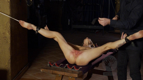 BDSM A Strong Chick Struggle With Herself