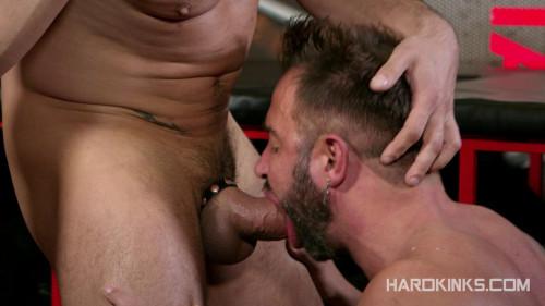 Gay BDSM Torture Club (Martin Mazza, Max Toro)