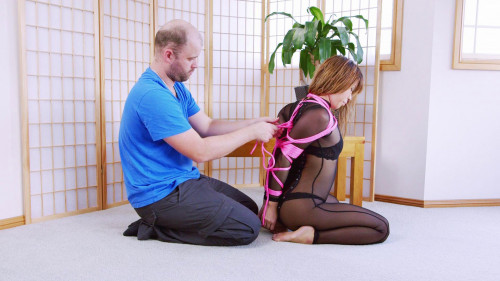 BDSM RdS-Mina Realise Swimsuit Armbinder