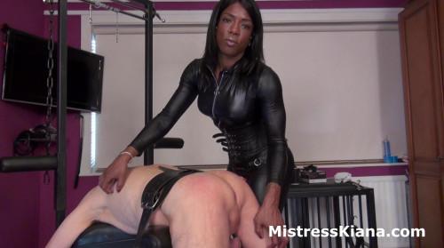 Femdom and Strapon Mistress Kiana - Be Careful What You Wish