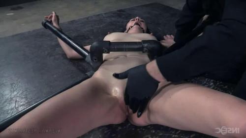 BDSM Hard bondage, torture and spanking for horny slavegirl part 1