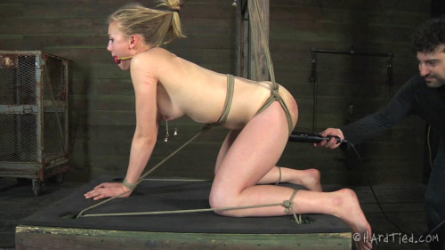 BDSM HT - Houdini Trapped - Tracey Sweet and Cyd Black - April 3, 2013 - HD