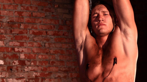 Gay BDSM RusCapturedBoys - Prisoner Dmitriy 2