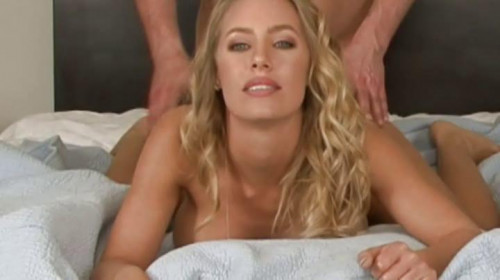Femdom and Strapon Nicole Aniston