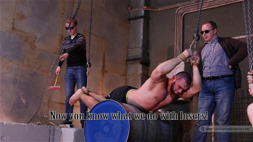 Gay BDSM Slaves Gladiators - Part II