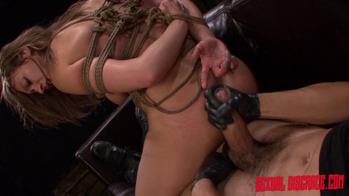 BDSM Dominate Fuck For Young Submissive