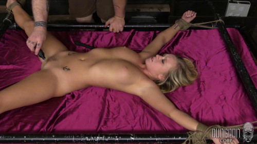 BDSM Bailey Brooke - Classic Beauty Tested by Bondage part  4