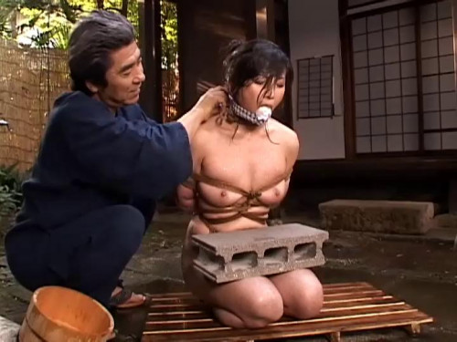 Asians BDSM Woman Rather Than A pooch Night