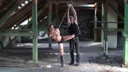 BDSM The art of bondage in perfection