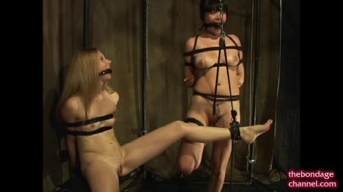 BDSM Chloe Bound To Torment Nyssa