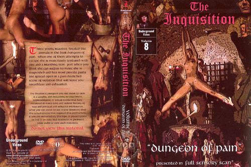 bdsm The Inquisition Volume 8 Dungeon Of Pain