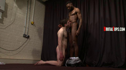 Gay BDSM Lick Clean My Stinking Arsehole, You Fag!