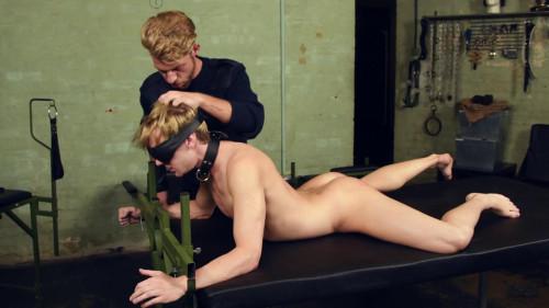 Gay BDSM Gabriel Phoenix and Johannes Lars