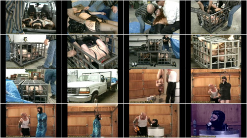 bdsm Houseofgord - Captive Cargo HD 2015