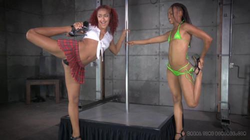 BDSM Franken-Pussy Part 1 - Daisy Ducati, Nikki Darling