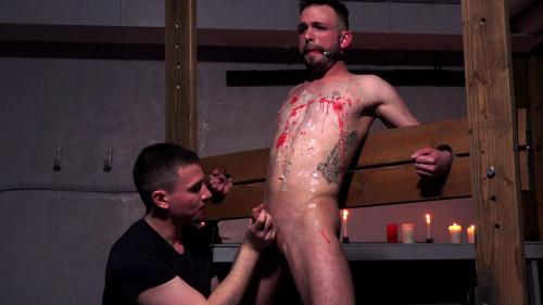 Gay BDSM Boy Delivered